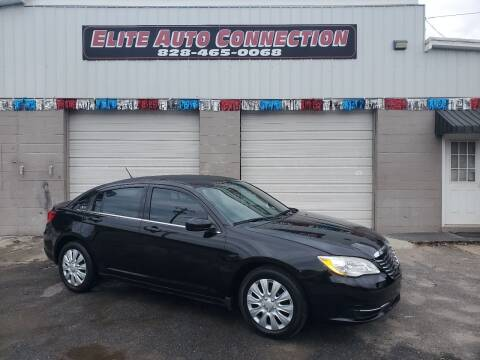 2014 Chrysler 200 for sale at Elite Auto Connection in Conover NC