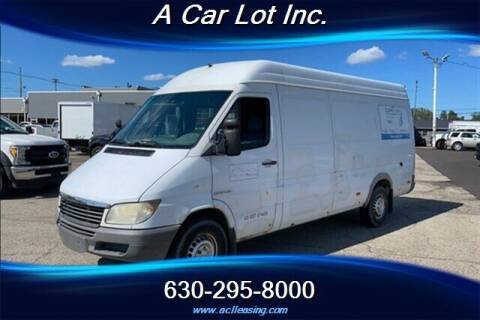 2006 Freightliner Sprinter Cargo for sale at A Car Lot Inc. in Addison IL