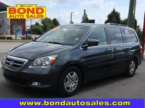 2006 Honda Odyssey for sale at Bond Auto Sales in Saint Petersburg FL