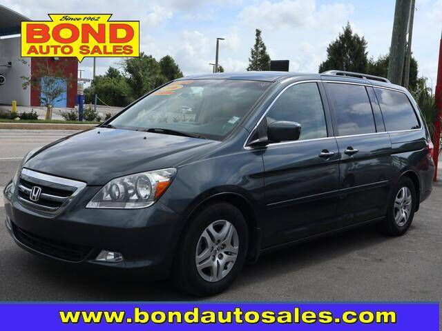 2006 Honda Odyssey for sale at Bond Auto Sales in St Petersburg FL