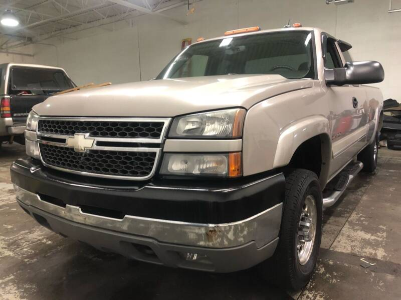 2005 Chevrolet Silverado 2500HD for sale at Paley Auto Group in Columbus OH