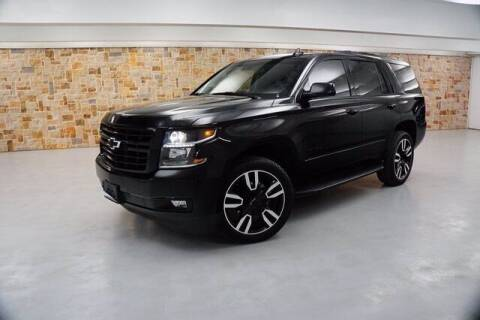 2019 Chevrolet Tahoe for sale at Jerry's Buick GMC in Weatherford TX