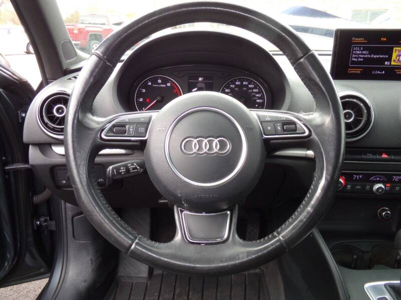 2016 Audi A3 AWD 2.0T quattro Premium 4dr Sedan - Oconomowoc WI