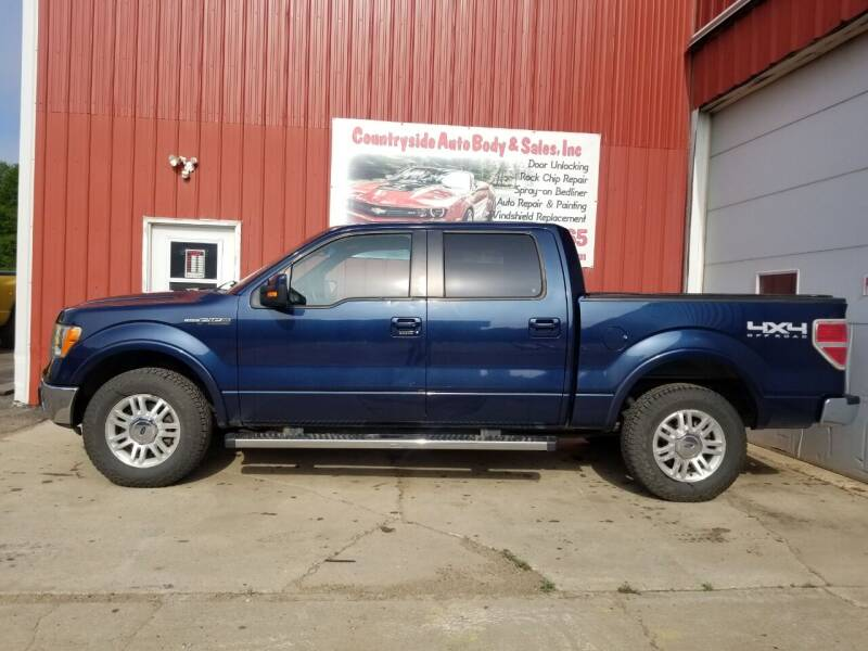 2014 Ford F-150 for sale at Countryside Auto Body & Sales, Inc in Gary SD