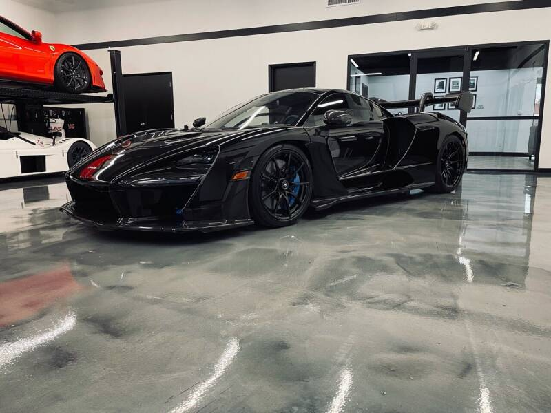 2019 McLaren Senna for sale at Nuvo Trade in Newport Beach CA