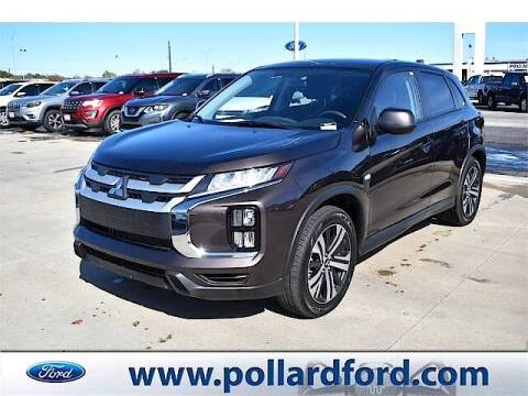 2020 Mitsubishi Outlander Sport for sale at South Plains Autoplex by RANDY BUCHANAN in Lubbock TX