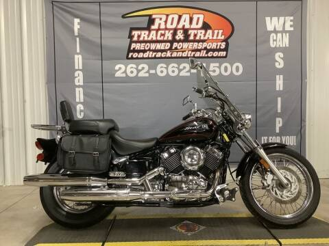 2011 Yamaha V Star Custom 650 for sale at Road Track and Trail in Big Bend WI
