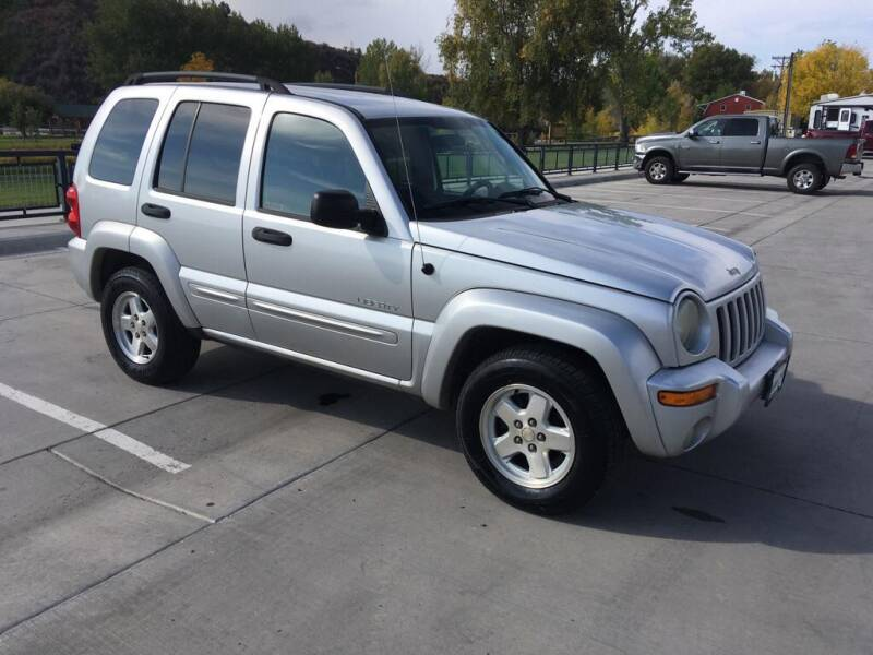 2004 Jeep Liberty for sale at Northwest Auto Sales & Service Inc. in Meeker CO
