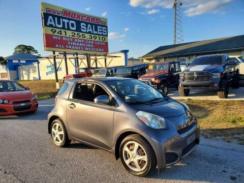 2012 Scion iQ for sale at Mox Motors in Port Charlotte FL
