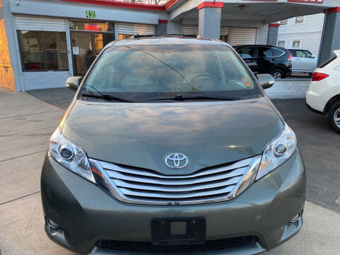 2013 Toyota Sienna for sale at Choice Motor Group in Lawrence MA