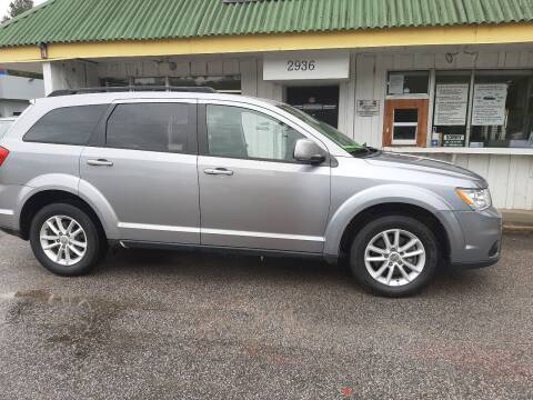 2015 Dodge Journey for sale at All Star Auto Sales of Raleigh Inc. in Raleigh NC