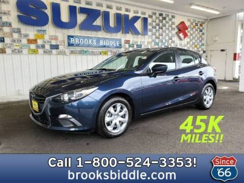 2014 Mazda MAZDA3 for sale at BROOKS BIDDLE AUTOMOTIVE in Bothell WA