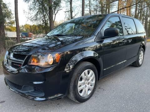 2018 Dodge Grand Caravan for sale at Next Autogas Auto Sales in Jacksonville FL