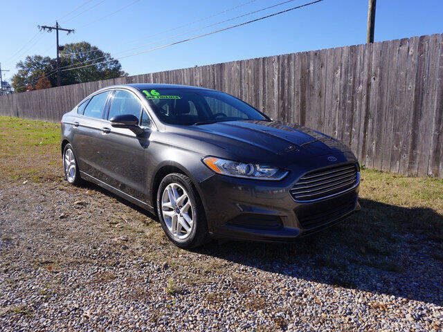 2016 Ford Fusion for sale at BLUE RIBBON MOTORS in Baton Rouge LA
