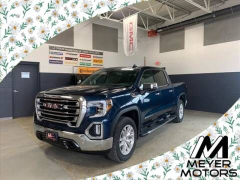2021 GMC Sierra 1500 for sale at Meyer Motors in Plymouth WI