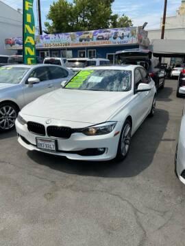 2015 BMW 3 Series for sale at 2955 FIRESTONE BLVD - 3271 E. Firestone Blvd Lot in South Gate CA
