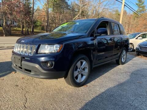 2014 Jeep Compass for sale at Old Rock Motors in Pelham NH