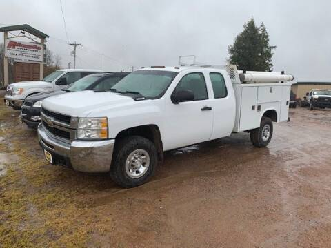 2008 Chevrolet Silverado 3500HD CC for sale at Yachs Auto Sales and Service in Ringle WI