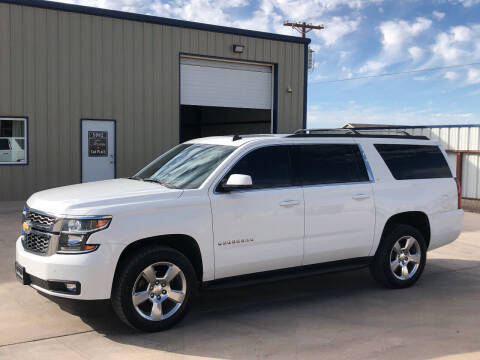 2015 Chevrolet Suburban for sale at TEXAS CAR PLACE in Lubbock TX
