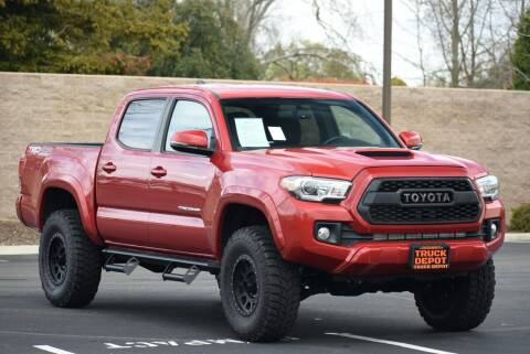 2016 Toyota Tacoma for sale at Sac Truck Depot in Sacramento CA