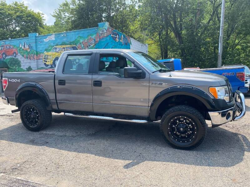 2012 Ford F-150 for sale at Showcase Motors in Pittsburgh PA