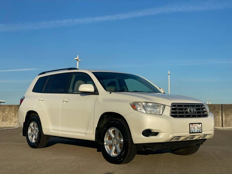 2008 Toyota Highlander for sale at Rave Auto Sales in Corvallis OR