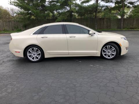 2014 Lincoln MKZ for sale at St. Louis Used Cars in Ellisville MO