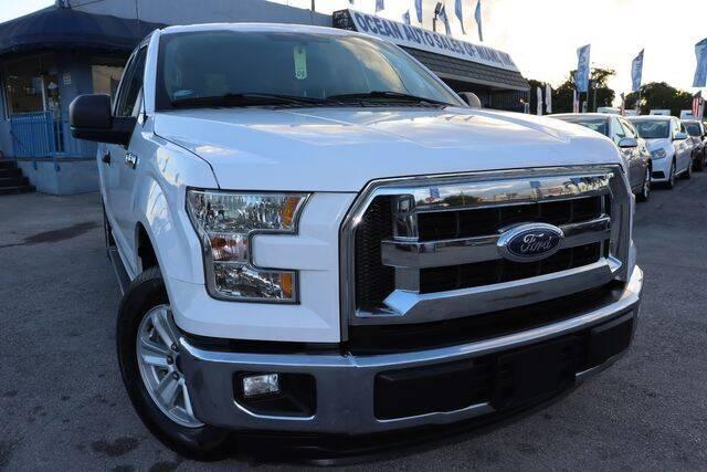 2015 Ford F-150 for sale at OCEAN AUTO SALES in Miami FL
