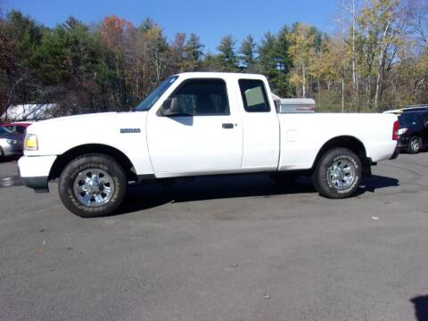 2009 Ford Ranger for sale at Mark's Discount Truck & Auto Sales in Londonderry NH
