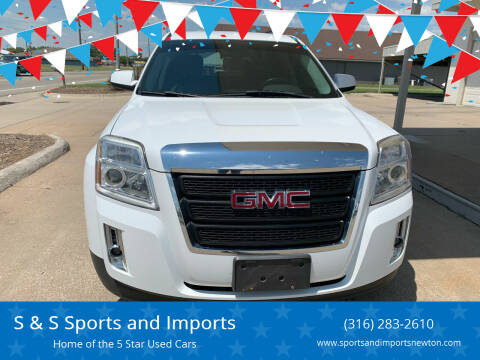 2015 GMC Terrain for sale at S & S Sports and Imports in Newton KS