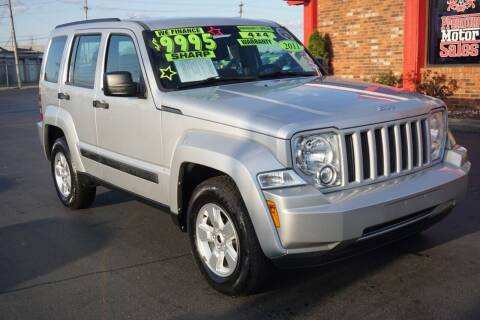 2011 Jeep Liberty for sale at Premium Motors in Louisville KY