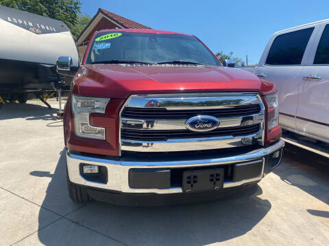 2016 Ford F-150 for sale at Speedway Motors TX in Fort Worth TX