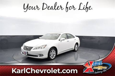 2010 Lexus ES 350 for sale at Karl Pre-Owned in Glidden IA