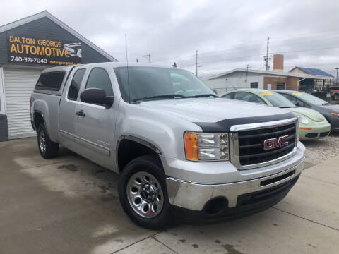 2011 GMC Sierra 1500 for sale at Dalton George Automotive in Marietta OH