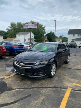 2017 Chevrolet Impala for sale at Dream Auto Sales in South Milwaukee WI