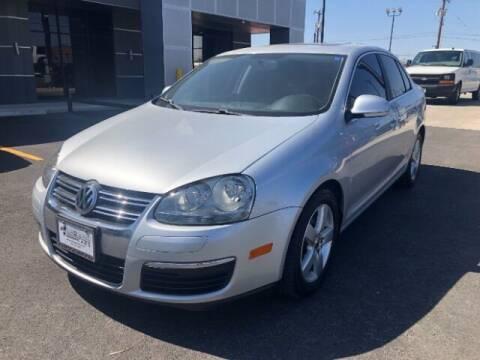 2008 Volkswagen Jetta for sale at Eurospeed International in San Antonio TX