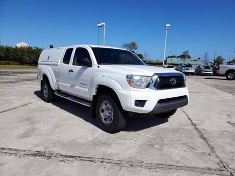 2015 Toyota Tacoma for sale at GATOR'S IMPORT SUPERSTORE in Melbourne FL