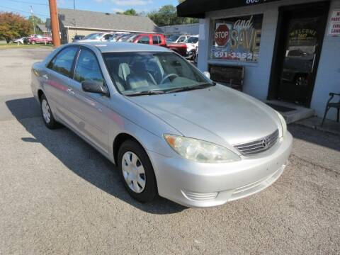 2005 Toyota Camry for sale at karns motor company in Knoxville TN