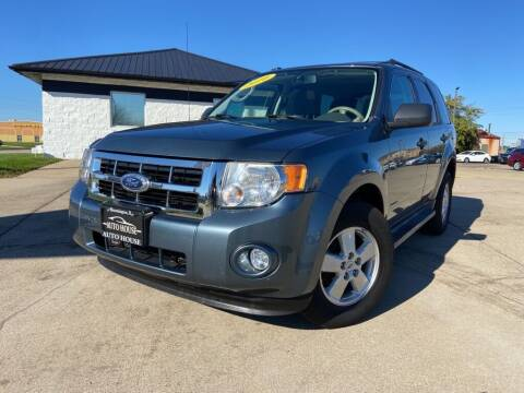 2010 Ford Escape for sale at Auto House of Bloomington in Bloomington IL