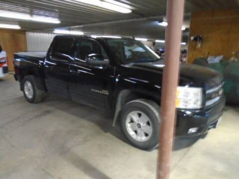 2011 Chevrolet Silverado 1500 for sale at SWENSON MOTORS in Gaylord MN
