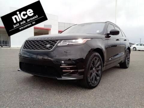 2018 Land Rover Range Rover Velar for sale at PRESTIGE AUTO SALES in Spearfish SD