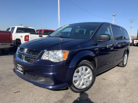 2016 Dodge Grand Caravan for sale at Superior Auto Mall of Chenoa in Chenoa IL