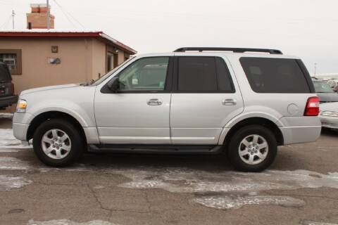 2011 Ford Expedition for sale at Epic Auto in Idaho Falls ID