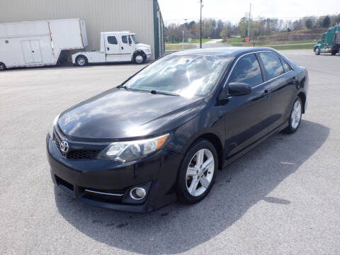 2013 Toyota Camry for sale at London Auto Sales LLC in London KY
