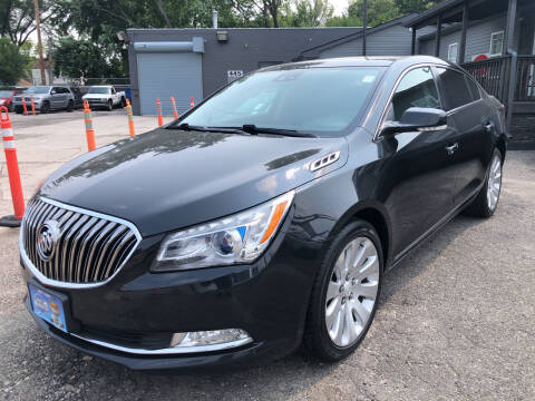 2014 Buick LaCrosse for sale at Champs Auto Sales in Detroit MI