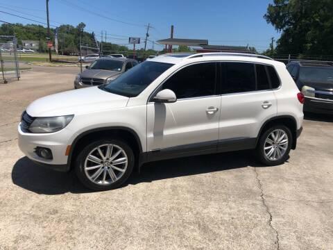 2013 Volkswagen Tiguan for sale at Baton Rouge Auto Sales in Baton Rouge LA