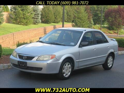 2001 Mazda Protege for sale at Absolute Auto Solutions in Hamilton NJ