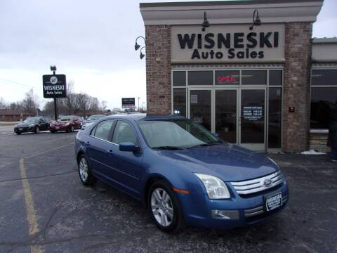 2009 Ford Fusion for sale at Wisneski Auto Sales, Inc. in Green Bay WI