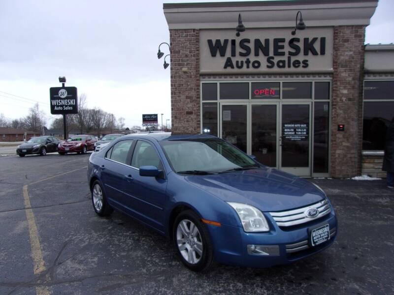 2009 Ford Fusion for sale at Wisneski Auto Sales, Inc. in Green Bay WI