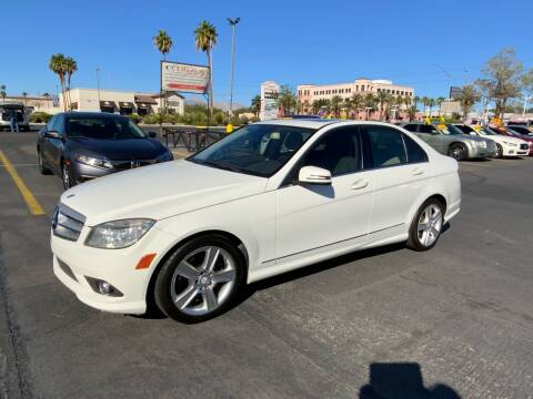 2010 Mercedes-Benz C-Class for sale at Charlie Cheap Car in Las Vegas NV